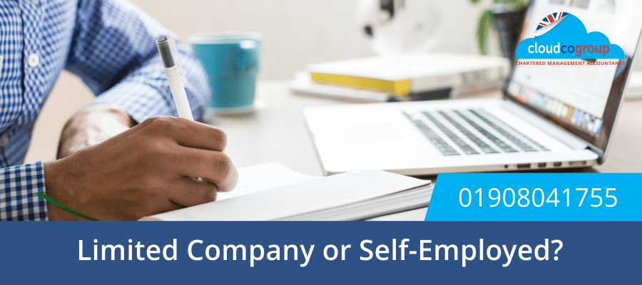 What to Opt: Limited Company or Self-Employed?