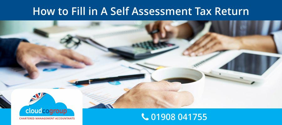 Filling A Self-Assessment Tax Return – A Complete Guide