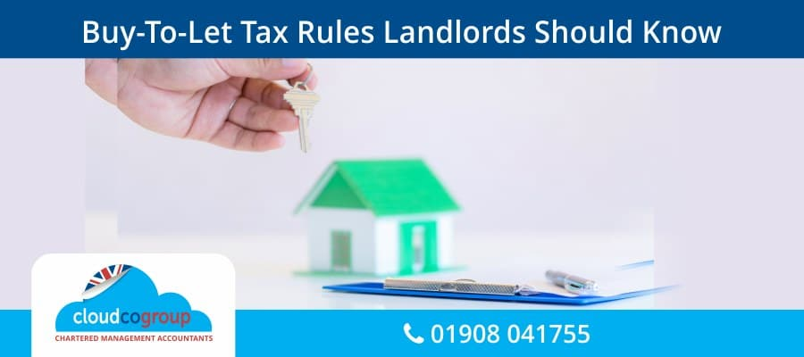 Buy to Let (BTL) Tax Rules For Landlords – Tax on Buy to Let Properties